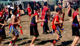 Ethnic Nagaland Tribal Tour