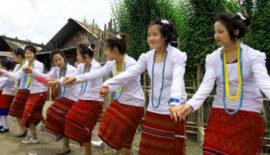 Εθνική φυλετική περιήγηση στο Arunachal Pradesh