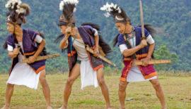Taith Tribal Eithotig o Arunachal