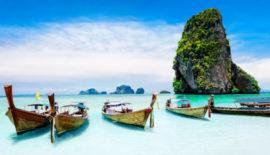 Thailand–Phuket–Karbi–Bangkok