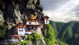 Visit Bhutan –Happiness is a Place