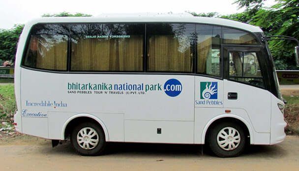 Luxury bus rentals in Odisha
