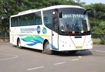 Rent Tourist Coach Odisha