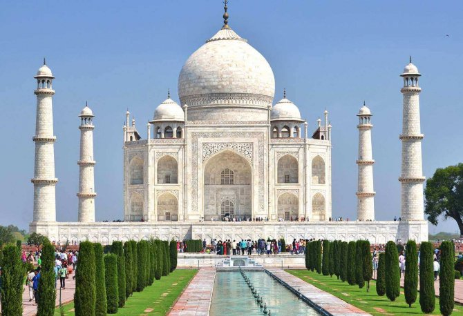 India Tour Packages - Taj Mahal