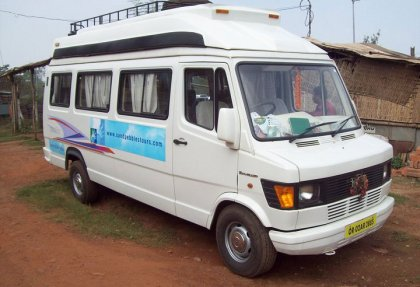 Tempo traveller for rent in odisha