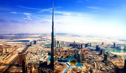 Dubai Tour Pakkar