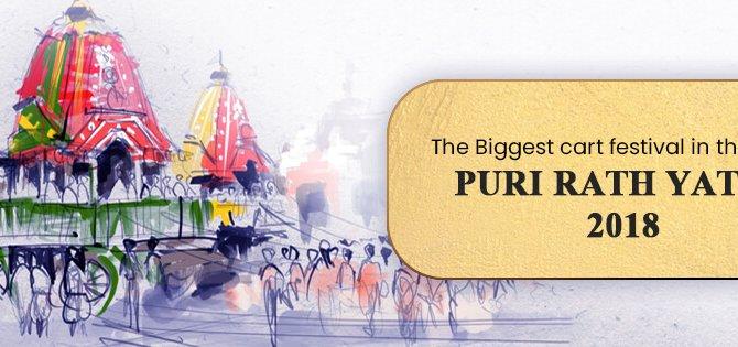 Puri Ratha Yatra Tour Package