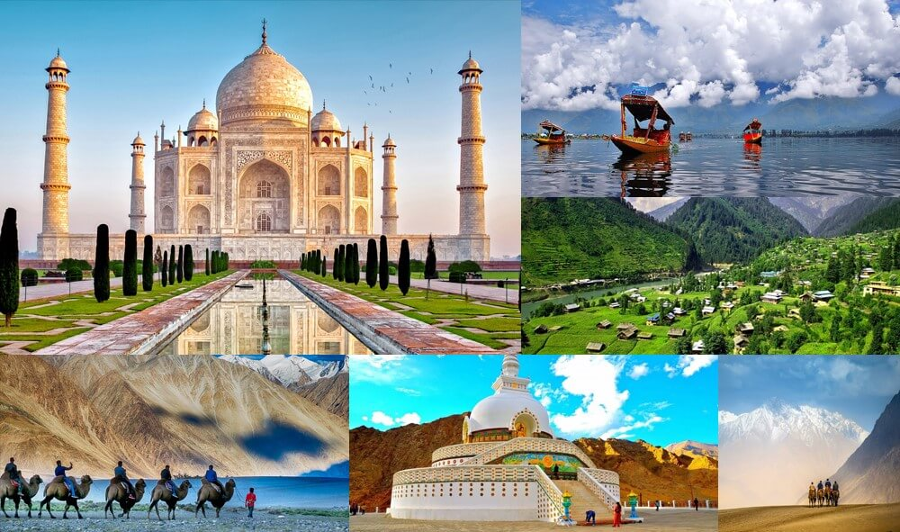 Wonke ama-Packages e-India Tour