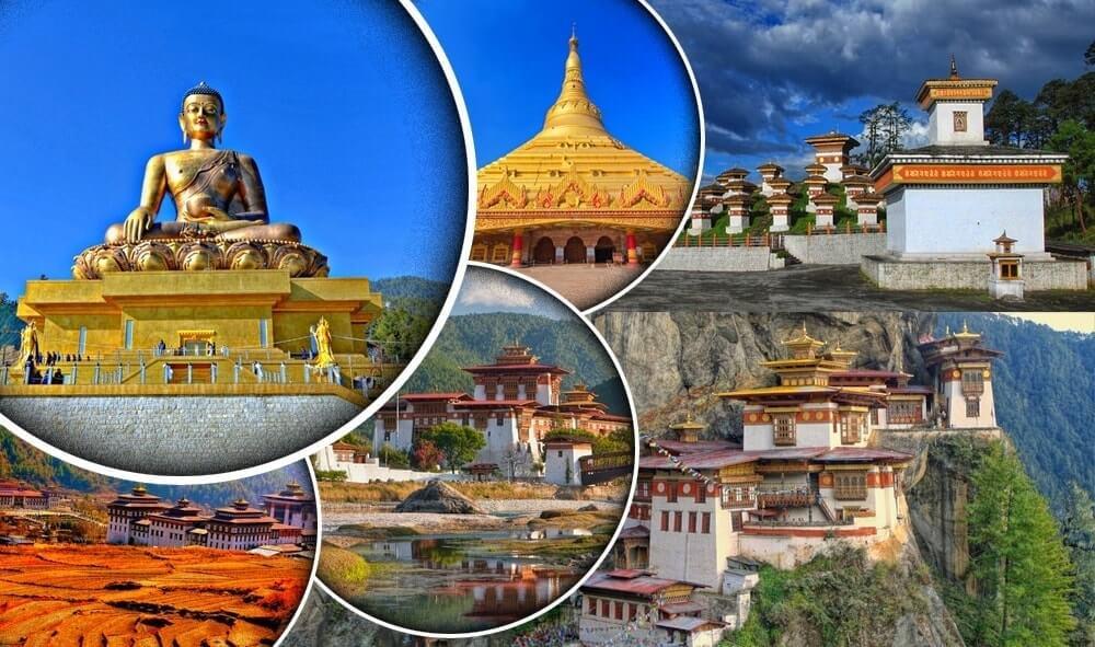 Visit Bhutan From Bhubaneswar