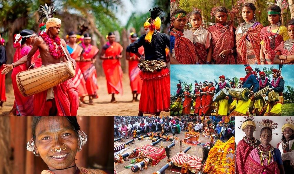 Odisha Chhattisgarh Tribal Tour