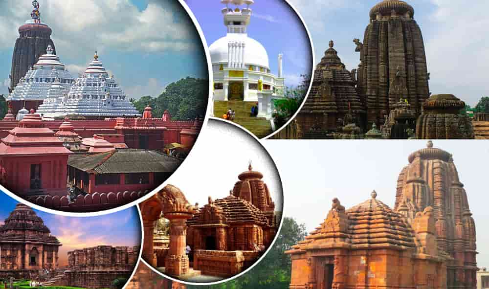 Temple Tour Packages Odisha