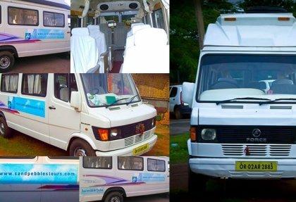 Tempo Travel Price ee Bhubaneswar