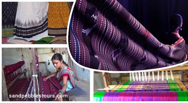 Tekstilne izlete Odisha
