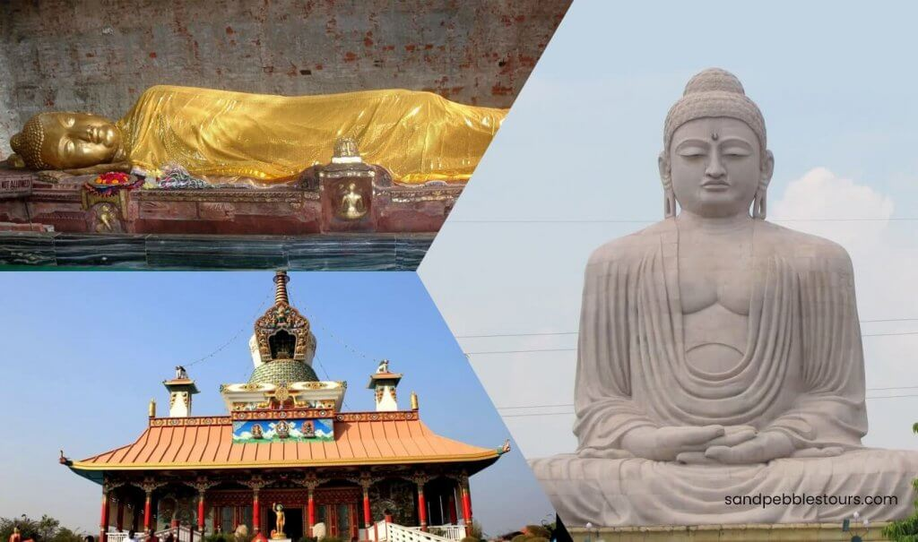 holy buddhist places in india