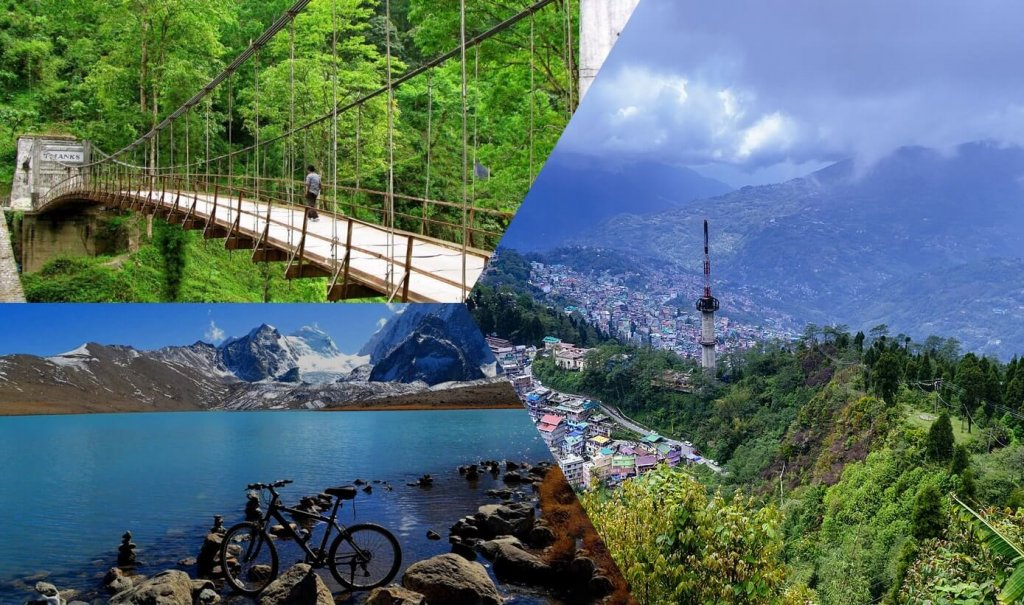 Gangtok Lachung Pelling Tour Package