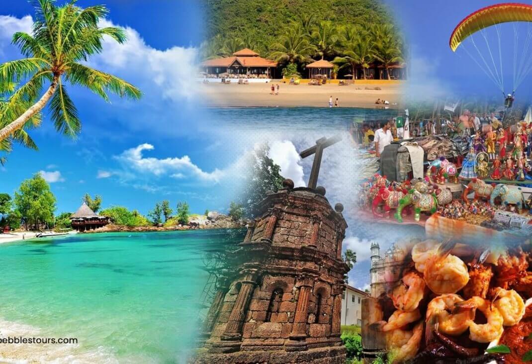 Uzbudljiva paketa Goa