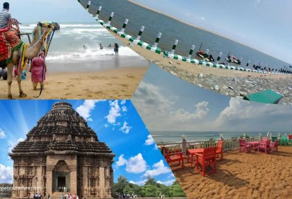 Serene Beach Tours of Odisha