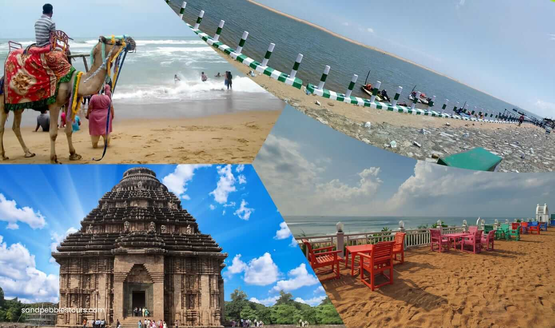 Odisha's Serene Beach Tours