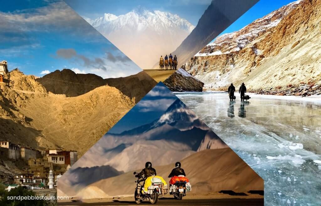 Mesmeriserende Leh Ladakh-toer