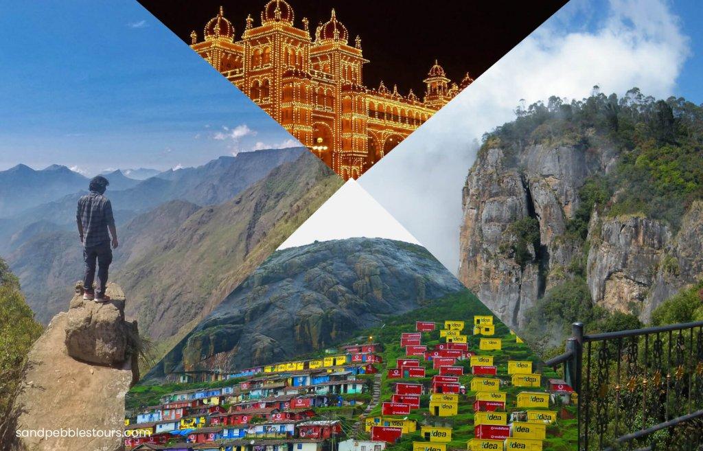 Karnataka Tamil Nadu Tour