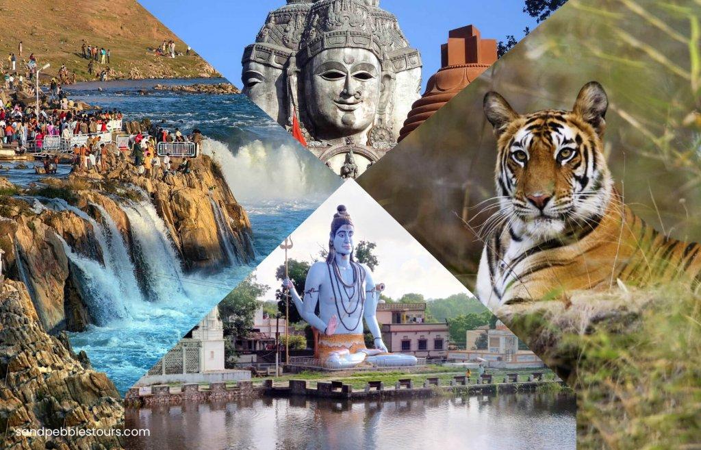 Paquet turístic de vacances de Madhya Pradesh