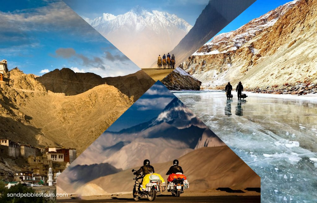 Leh Ladakh And Srinagar Holiday Tour
