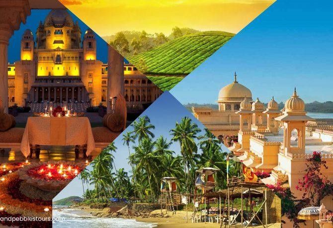 بھارت 2019 میں بہترین عیش و آرام کی منزلیں