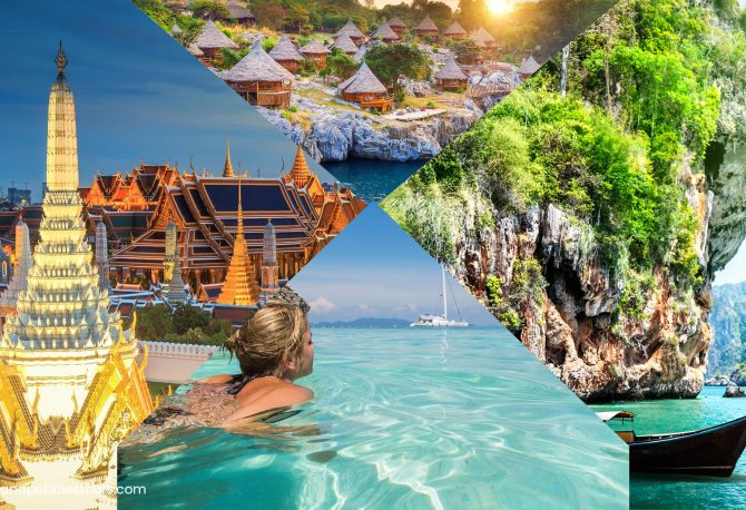 Backpacking Thailand Irin-ajo Irin-ajo Fun 2019