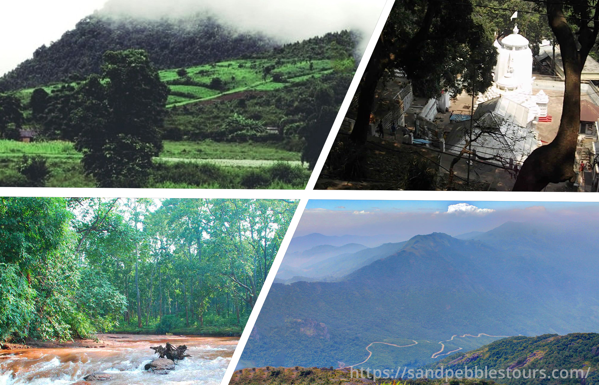 Hill Stations of Odisha